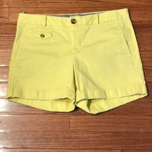 Woman's Shorts Sz 4 Banana Republic City Chino